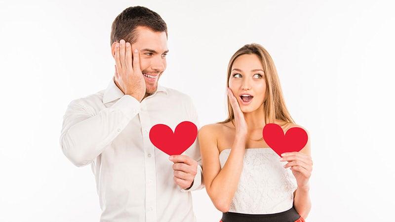 相性が気になるカップル