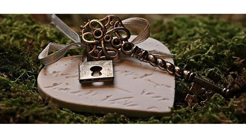 幸せを呼び込む鍵