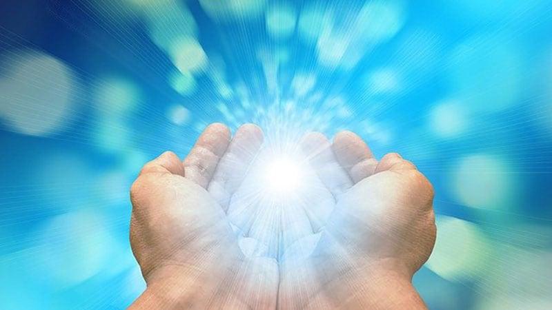 エネルギーを感じる画像