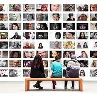 これから出会う人々のイメージ