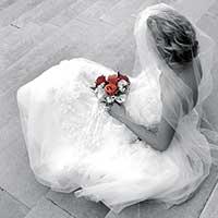 一人きりで孤独な花嫁